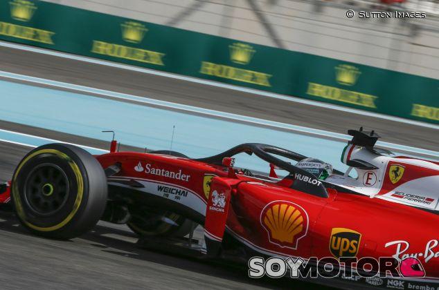 ¿De verdad el halo no puede quedar bonito en un Fórmula 1? - SoyMotor.com
