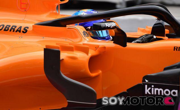 Los comisarios podrán cortar el halo para facilitar la extracción de los pilotos - SoyMotor.com