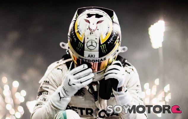 Hamilton, tras vencer el GP de Abu Dabi - LaF1