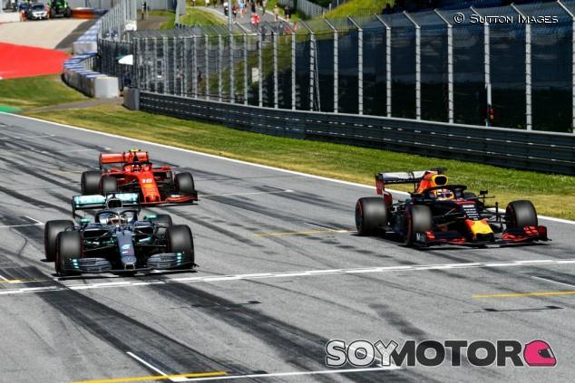 """Hamilton clasifica segundo: """"Está bien que haya tres equipos en el Top 3"""" – SoyMotor.com"""