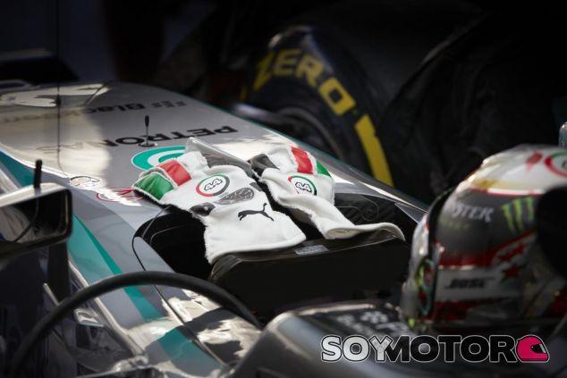 Hamilton no fue capaz de encontrar su rendimiento real con el W06 en las últimas carreras - LaF1
