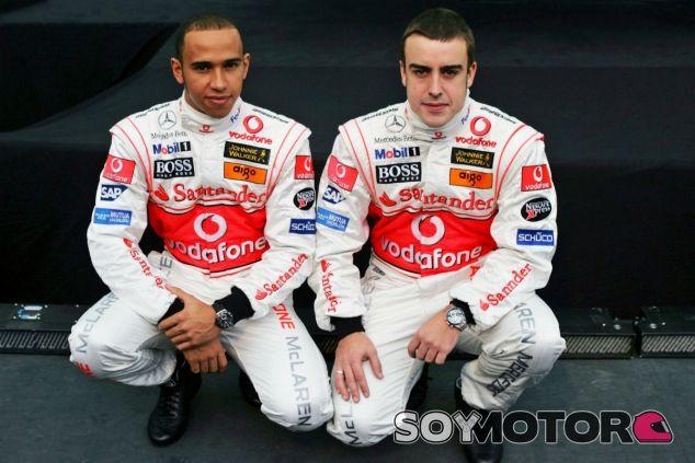 F1 por la mañana: Wolff rememora el duelo Alonso-Hamilton de 2007 - SoyMotor