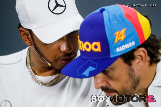 """Barrichello: """"Hamilton es mejor que Alonso"""" - SoyMotor.com"""