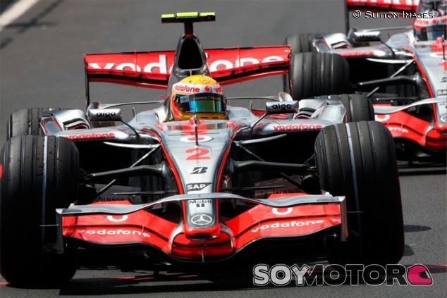 Ramírez quiso ayudar a Dennis a gestionar la rivalidad Alonso-Hamilton - SoyMotor.com