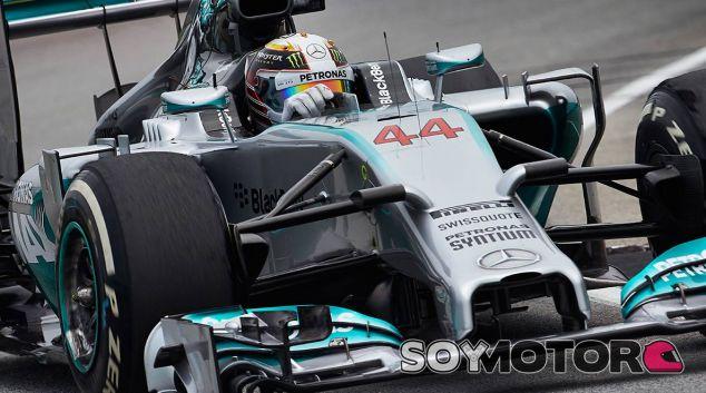 Hamilton, partidario de aumentar la acción en los entrenamientos libres - LaF1.es