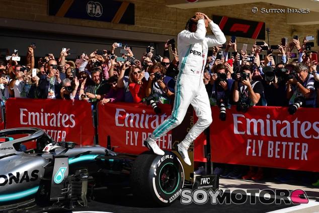 """Ralf Schumacher: """"Hamilton puede romper los récords de Michael"""" - SoyMotor.com"""
