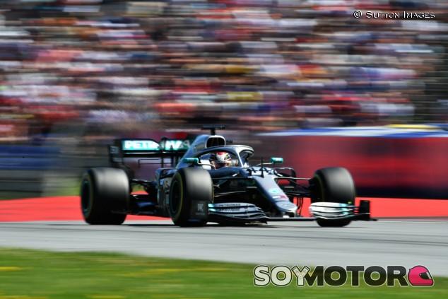 """Mercedes irá en Silverstone """"mucho mejor"""" que en Austria - SoyMotor.com"""