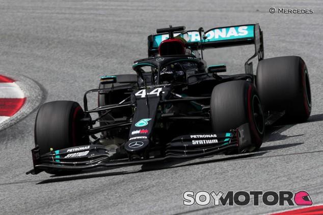 Mercedes en el GP de Hungría F1 2020: Previo - SoyMotor.com