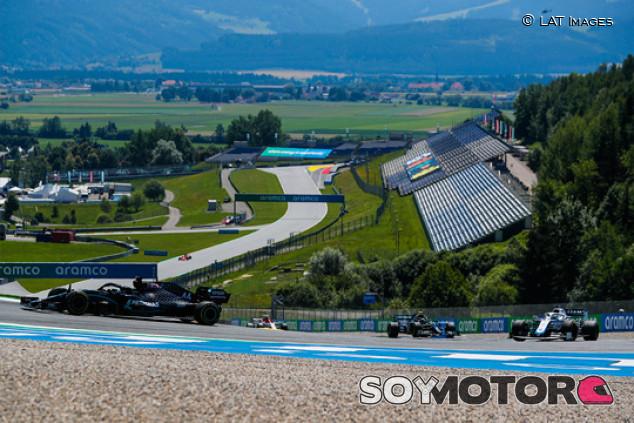 La doble cita de Austria, crucial para Mercedes y Hamilton - SoyMotor.com