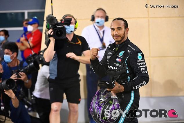 Mercedes en el GP de Baréin F1 2020: Domingo - SoyMotor.com