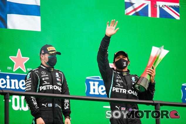 """Hamilton: """"Nunca es fácil tener compañeros fuertes"""" - SoyMotor.com"""