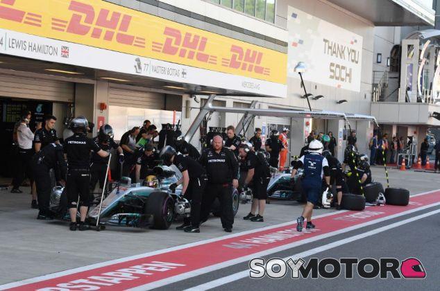 Wolff mantendrá una mente abierta respecto a las órdenes de equipo si son necesarias - SoyMotor.com