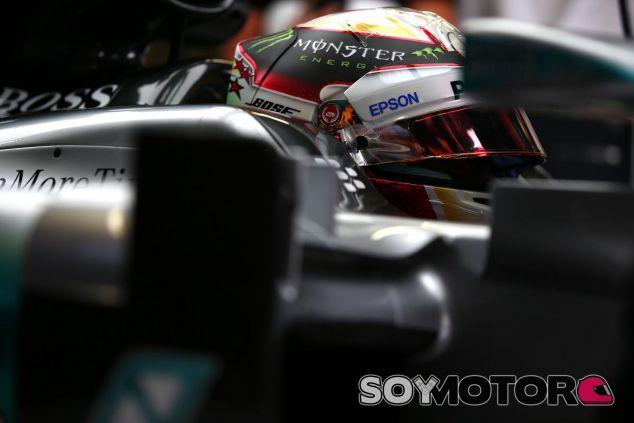 Hamilton, al igual que Rosberg, encara la cita final del Mundial mucho más relajado que en 2014 - LaF1