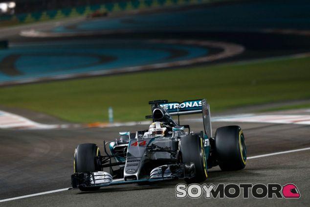 Hamilton ha perdido la batalla con Rosberg en las últimas tres carreras - LaF1