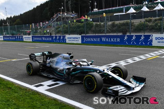 Mercedes en el GP de Bélgica F1 2019: Domingo - SoyMotor.com