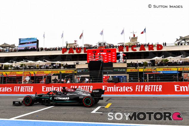 GP de Francia F1 2021: Clasificación Minuto a Minuto - SoyMotor.com