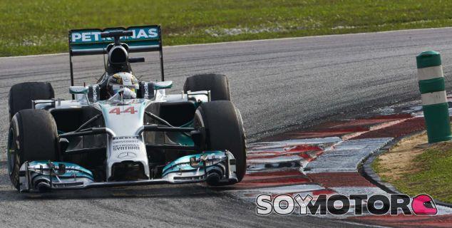 Lewis Hamilton, en contra de reformar la F1 actual - LaF1