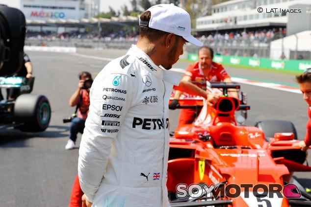 """Ferrari: """"No creo que nos arrepintamos de no haber fichado a Hamilton"""" - SoyMotor.com"""