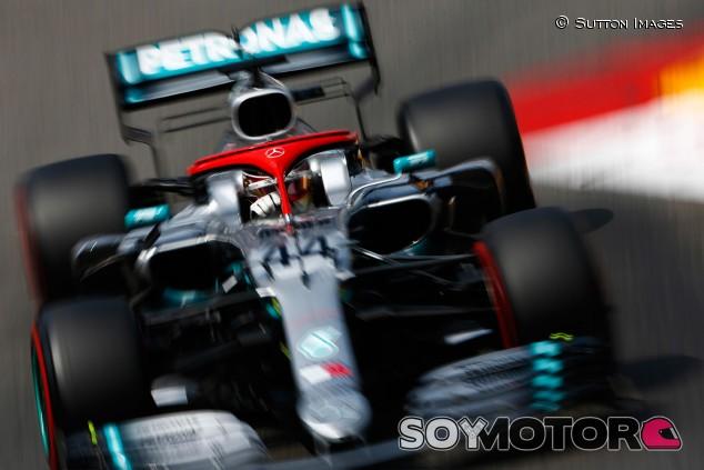 Mercedes en el GP de Mónaco F1 2019: Sábado - SoyMotor.com