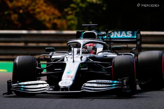 Mercedes en el GP de Hungría F1 2019: Domingo - SoyMotor.com
