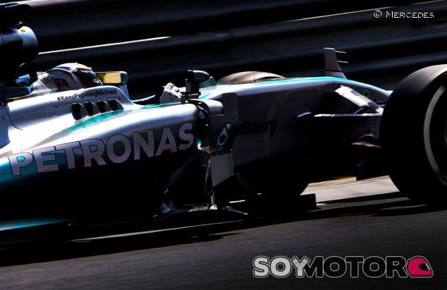 Lewis Hamilton en Hungría - LaF1