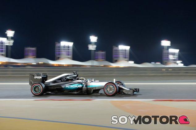 Segunda Pole Position de la temporada para Lewis Hamilton - LaF1