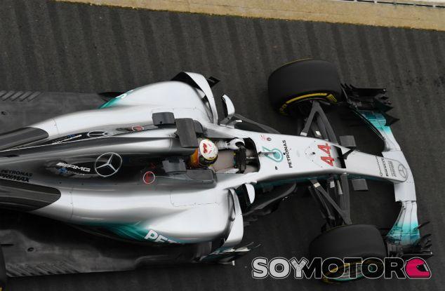 """Mercedes confirma que su unidad de potencia es """"totalmente nueva"""" - SoyMotor"""