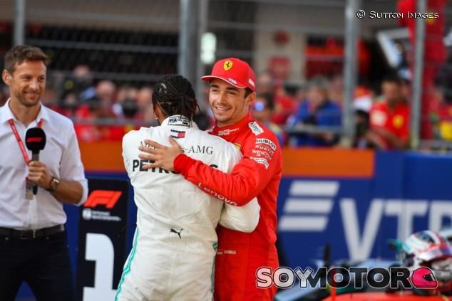 La apuesta 2020 de Webber: Hamilton gana el Mundial; Ferrari, en Constructores - SoyMotor.com