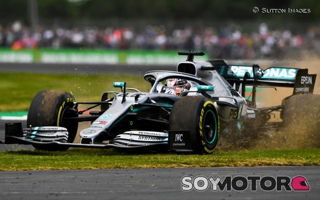 El día que Ecclestone quiso atajos en los circuitos de F1 - SoyMotor.com