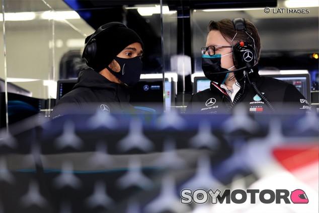 Hamilton o el trabajo que hay detrás de tener el mejor coche - SoyMotor.com
