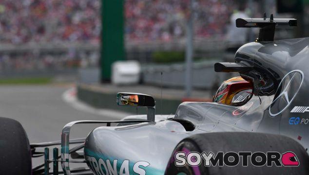 Los análisis post-Mónaco y Canadá ayudarán a Mercedes en Bakú - SoyMotor.com