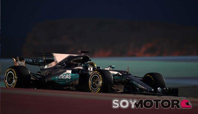 Mercedes en el GP de Baréin F1 2017: Viernes - SoyMotor.com