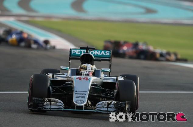 Mercedes es el favorito para 2017 - SoyMotor