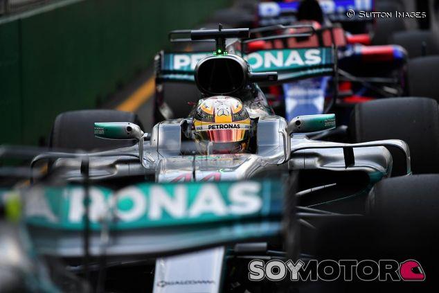 Hamilton, en la Pole del GP de Australia - SoyMotor