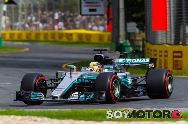 Lewis Hamilton - SoyMotor