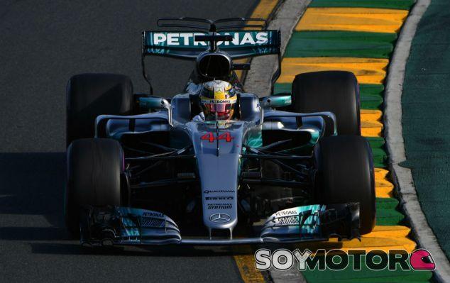 """Hamilton: """"Mejoraremos la gestión de los neumáticos en el futuro"""" - SoyMotor"""
