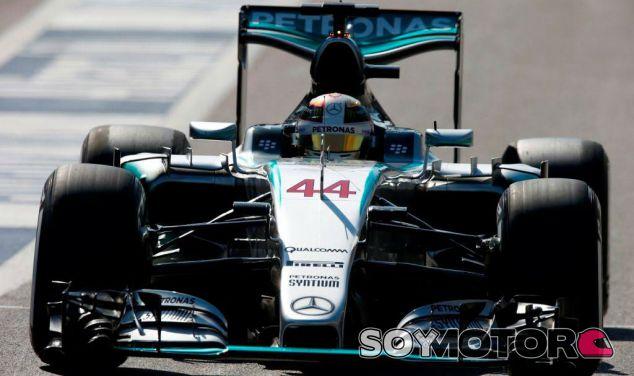 Lewis Hamilton en el Gran Premio de Bélgica - Laf1
