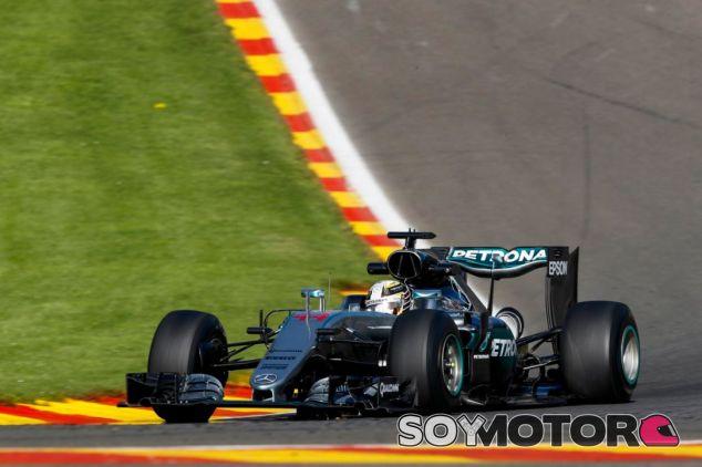 Hamilton espera tener una carrera tranquila en Monza y volver a ganar - LaF1