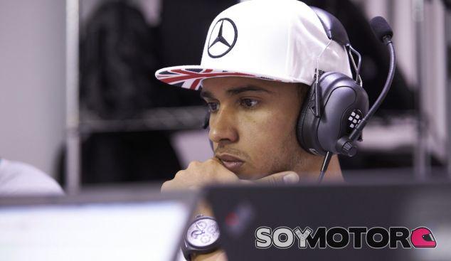 """Hamilton no quiere estar en Ferrari: """"Nunca he tenido ese sueño"""" - LaF1.es"""