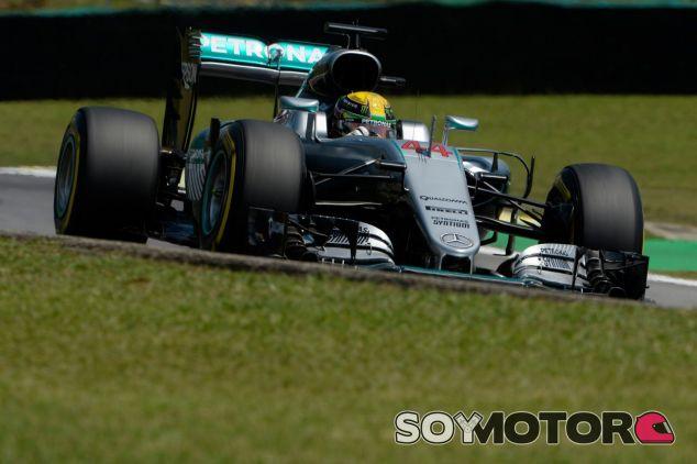 Hamilton espera que el título se decida en Abu Dabi - SoyMotor