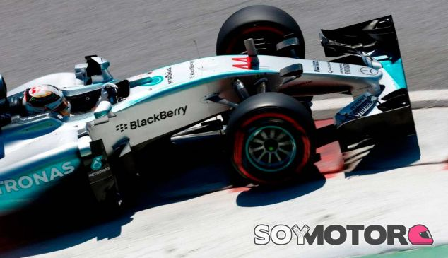Lewis Hamilton en el Gran Premio de Canadá - LaF1