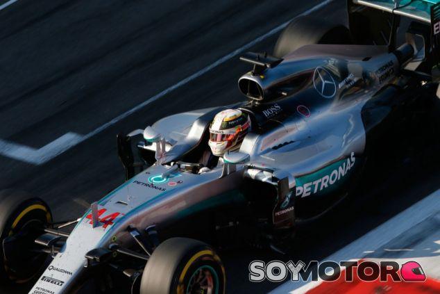 Lewis Hamilton en Rusia - LaF1