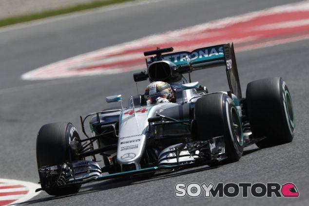 Hamilton espera que la F1 vuelva a ser emocionante - LaF1