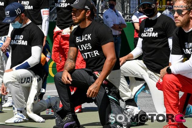 El activismo distrae a Hamilton, según Ralf Schumacher - SoyMotor.com