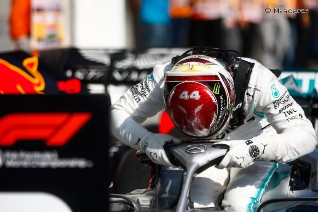 "Hamilton: ""No planeo retirarme pronto"" - SoyMotor.com"