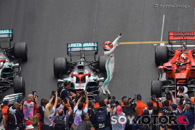 Mercedes en el GP de Mónaco F1 2019: Domingo - SoyMotor.com