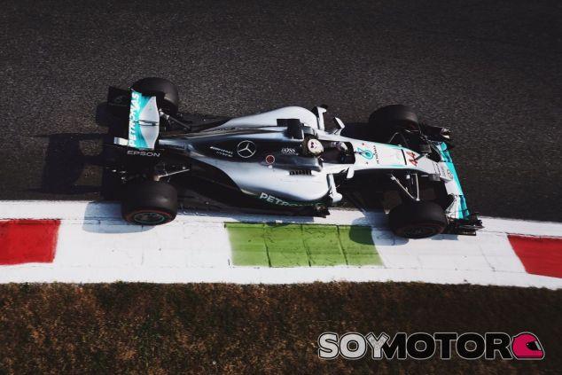 Hamilton no pudo luchar con Rosberg - LaF1