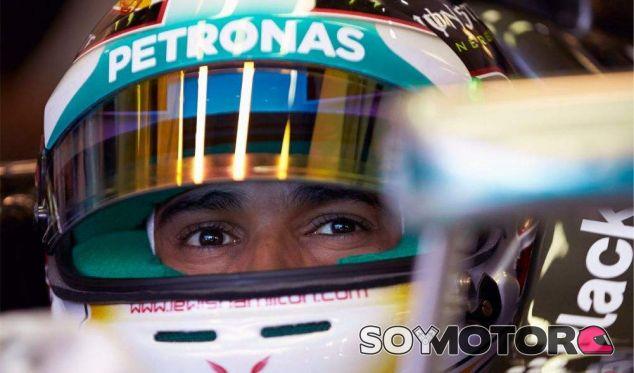 Lewis Hamilton -  LaF1