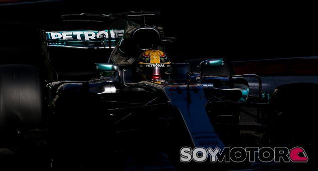 Lewis Hamilton no se ve lejos de Mercedes - SoyMotor