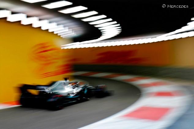 Mercedes en el GP de Abu Dabi F1 2019: Sábado - SoyMotor.com